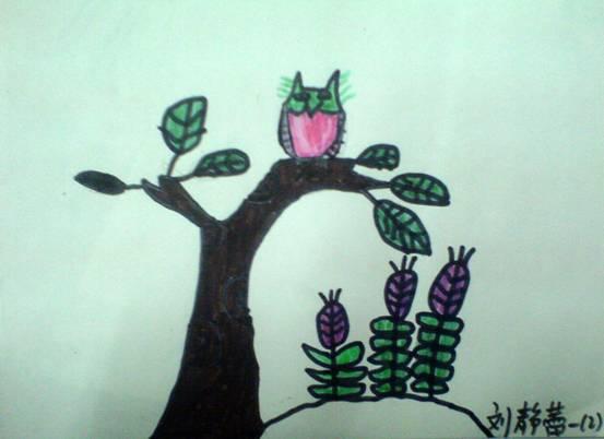 儿童画在小学一至三年级内进行